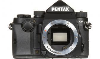 Pentax KP recensione