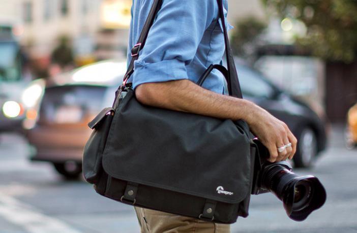 migliore borsa fotografica