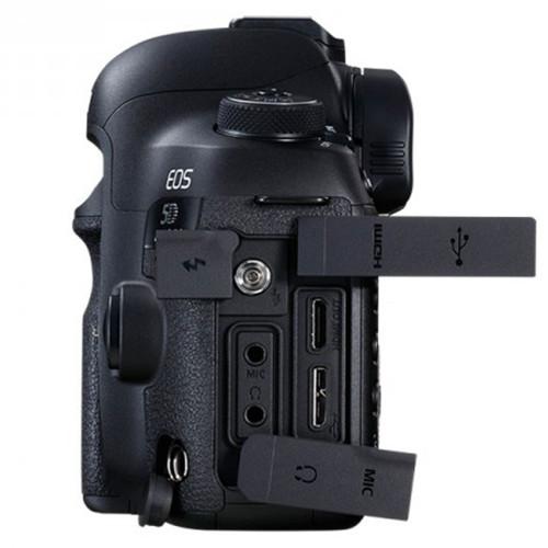 canon eos 5d mark iv connessioni