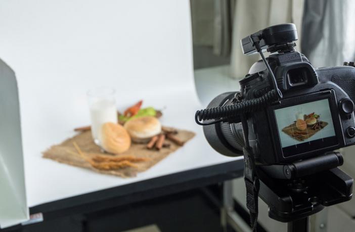 studio fotografico portatile