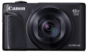 Canon PowerShot SX740 HS recensione
