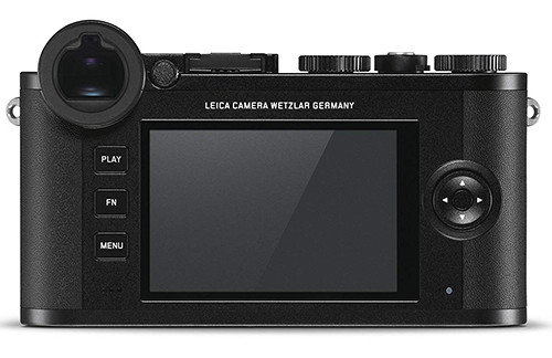 Leica CL display