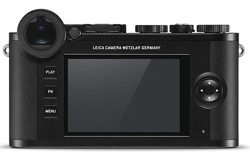 Leica CL display