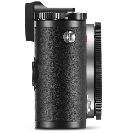 Leica CL lato destro