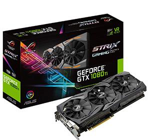 Asus ROG STRIX GTX 1080 TI