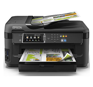 Epson WF-7610DWF Workforce