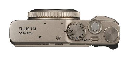Fujifilm XF10 controlli