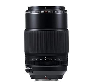 FUJIFILM XF 80mm f/2.8 R LM OIS WR