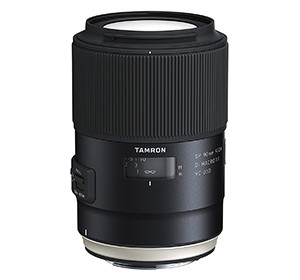 Tamron SP 90mm F/2.8 VC