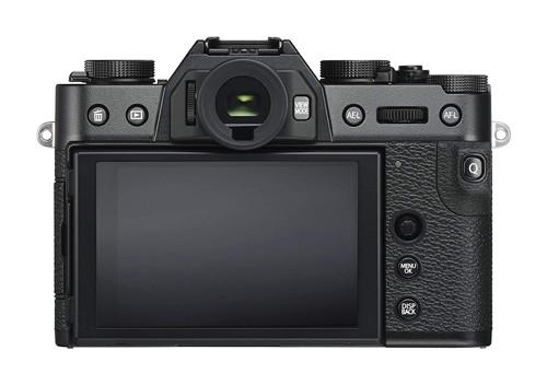 Fujifilm X-T30 controlli