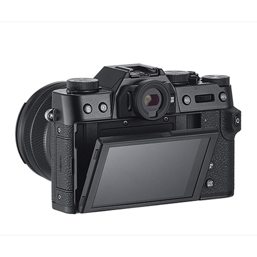 Fujifilm X-T30 display