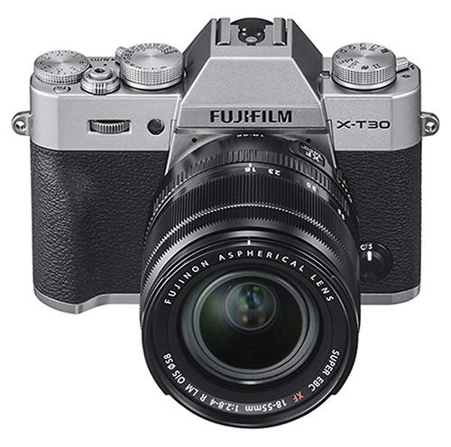 Fujifilm X-T30 fronte