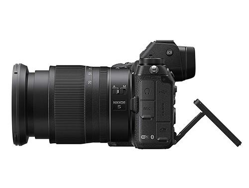 Nikon z6 connessioni