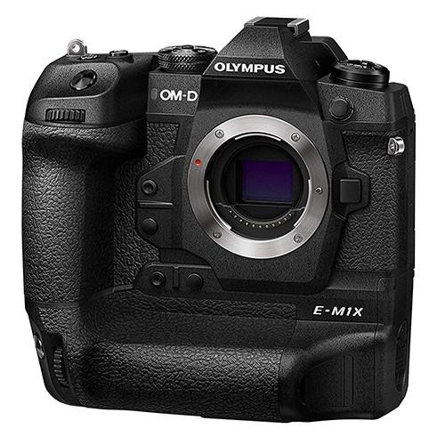 Olympus OM-D E-M1X fronte