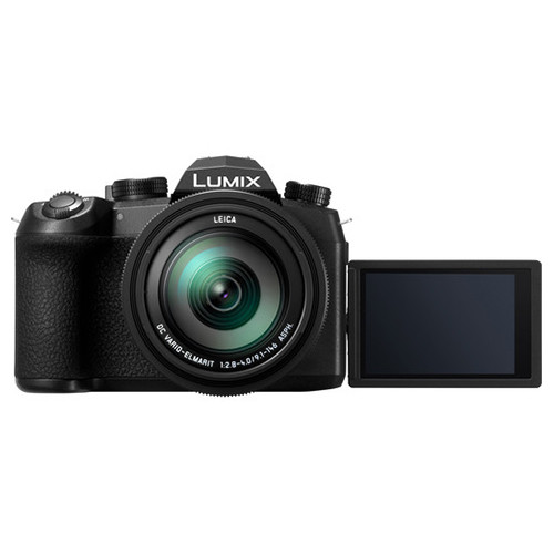 panasonic fz1000 ii display selfie