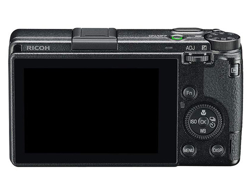 ricoh gr iii display