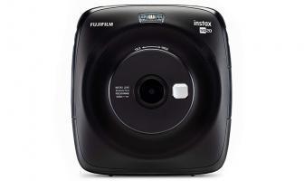 Fujifilm Instax Square SQ20 recensione