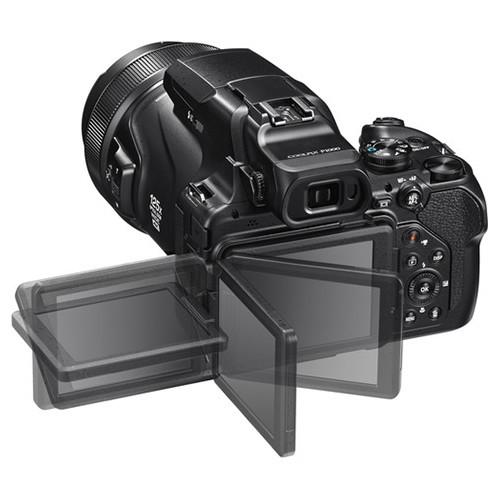 Nikon Coolpix P1000 display