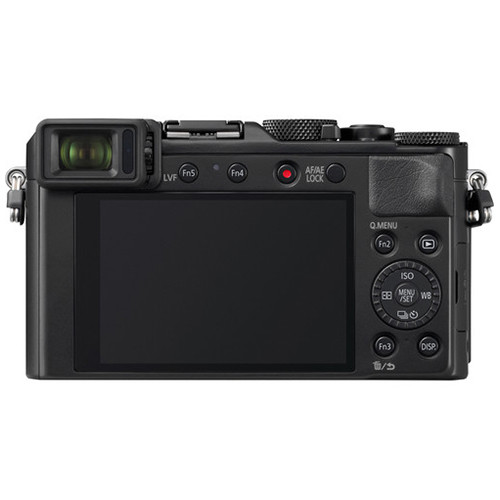 Panasonic Lumix LX100 II display