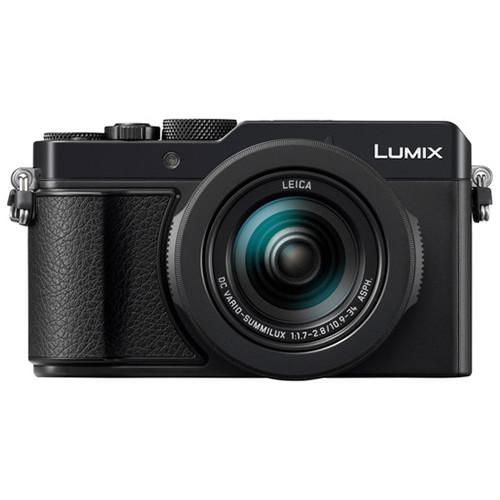 Panasonic Lumix LX100 II fronte