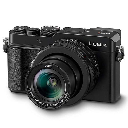 Panasonic Lumix LX100 II obiettivo