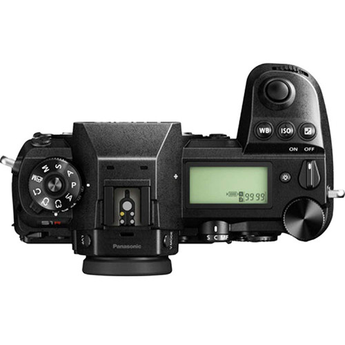 panasonic S1R top