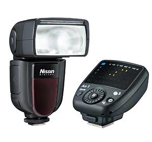 Nissin Di700A + Air 1