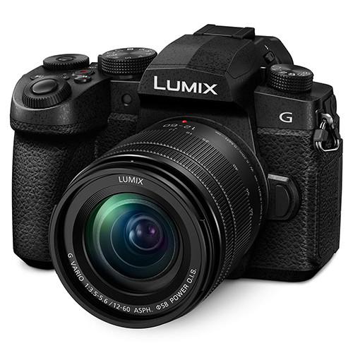 Panasonic Lumix G90 fronte