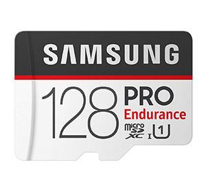 Samsung Pro Endurance UHS-I