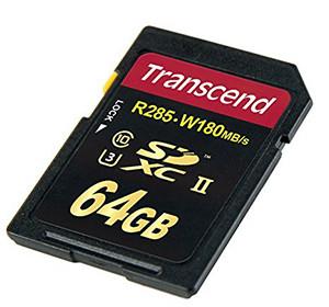 Transcend Ultimate UHS-II