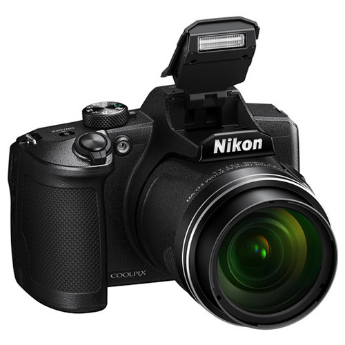 nikon coolpix b600 flash