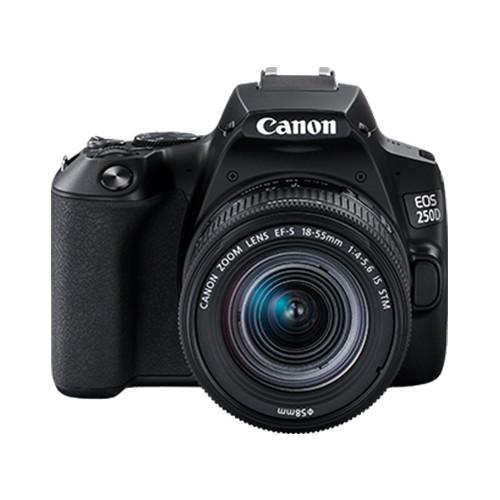 Canon EOS 250D obiettivo