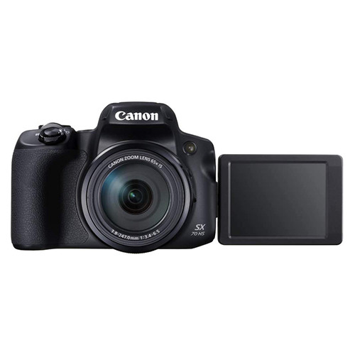 Canon Powershot SX70 HS display