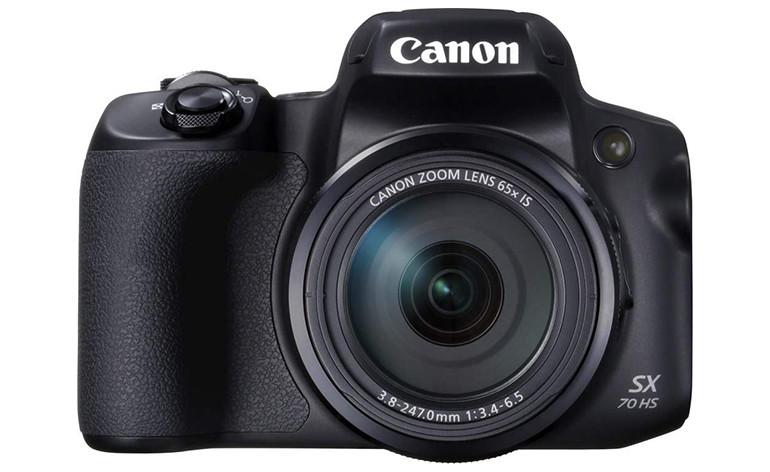 Canon Powershot SX70 HS recensione