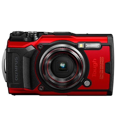 Olympus Tough TG-6 fronte