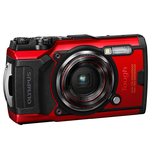 Olympus Tough TG-6 grip