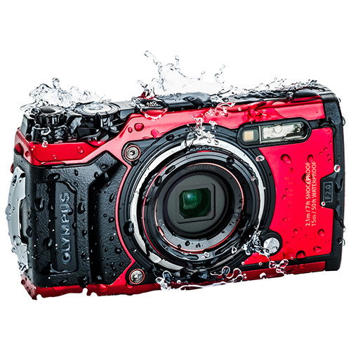 Olympus Tough TG-6 impermeabile