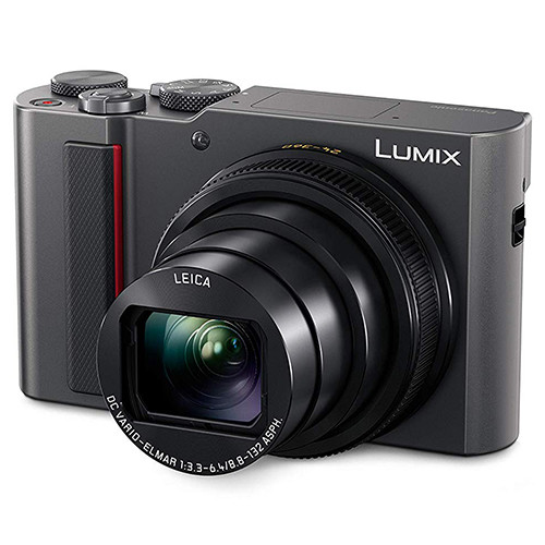 Panasonic Lumix TZ200 fronte
