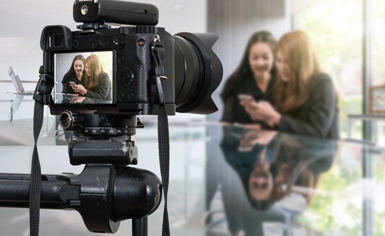 migliore mirrorless per video