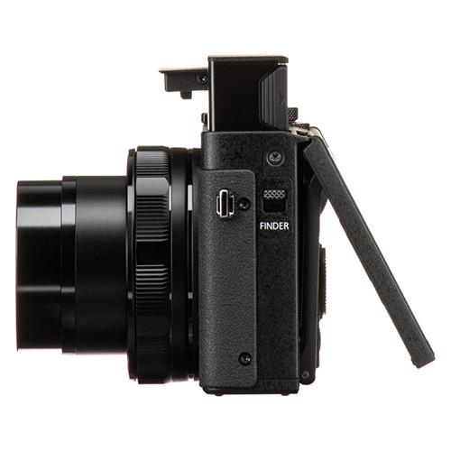 Canon G5 X Mark II evf