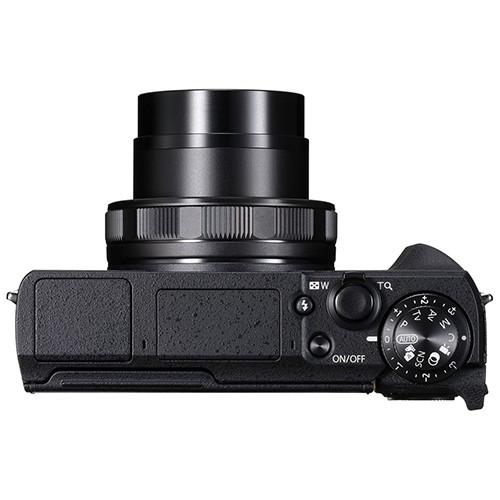 Canon G5 X Mark II obiettivo
