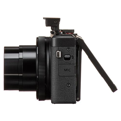 Canon g7x mark iii connessioni