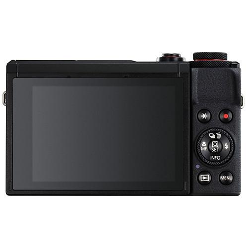 Canon g7x mark iii display