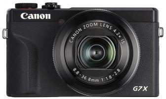Canon G7X mark III recensione