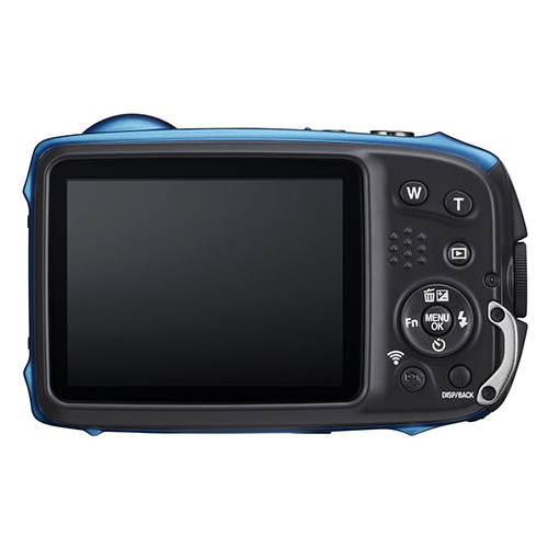 Fujifilm FinePix XP140 display