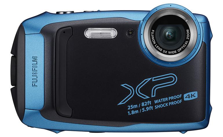 Fujifilm FinePix XP140 recensione