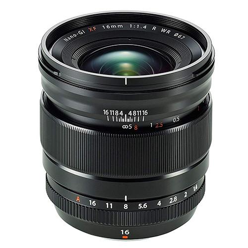 Fujinon XF16mm f/1.4
