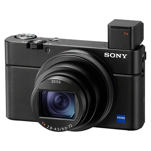 Sony RX100 Mark VII evf