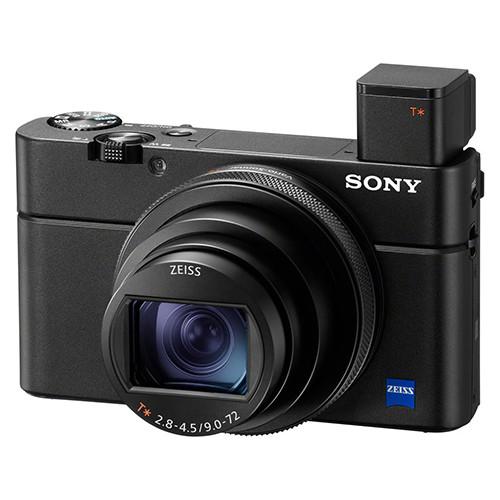 Sony RX100 Mark VII evf