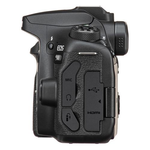 Canon EOS 90D connessioni